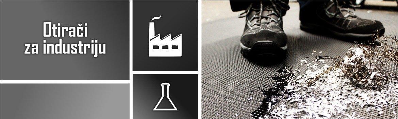 Industrijski otirači-Safety