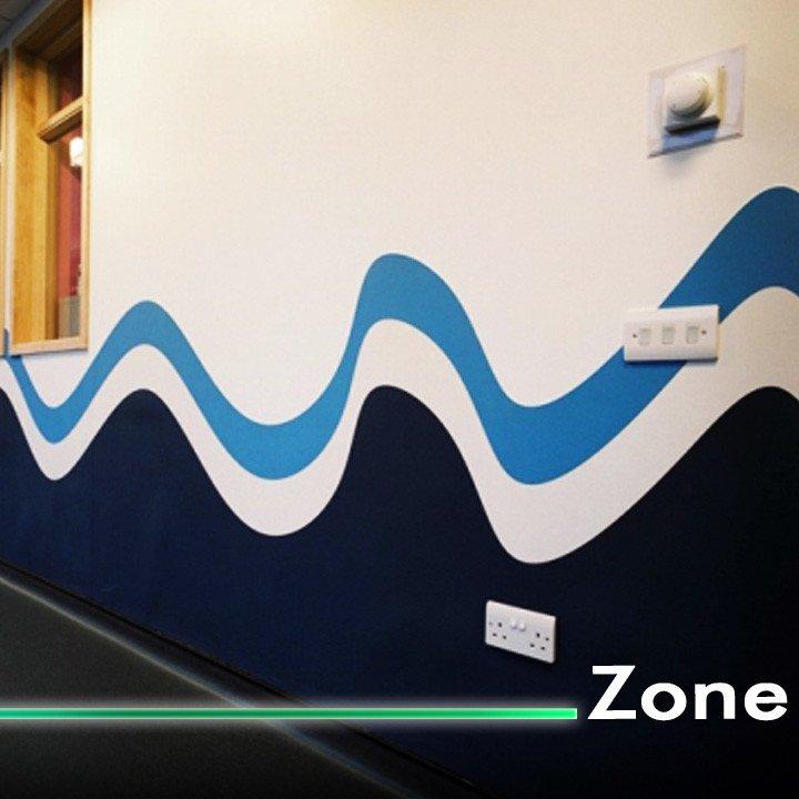 Dekorativni zastitni paneli za zidove Zone