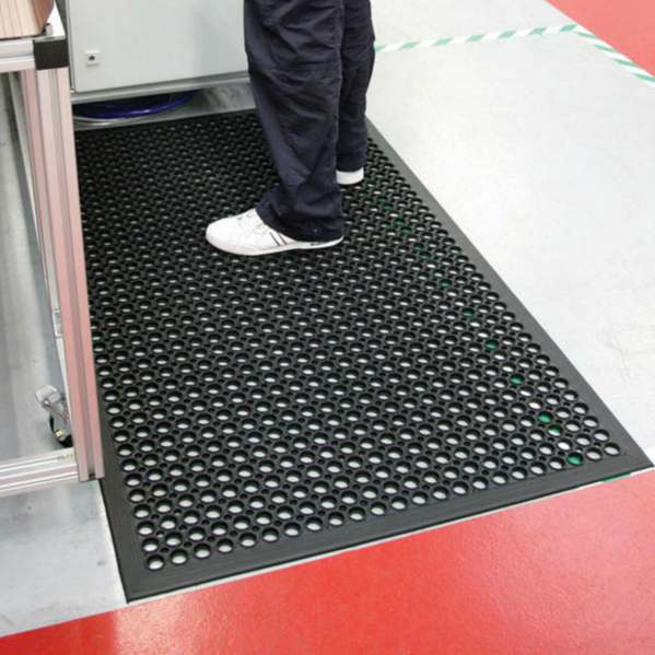 Nova-Otirači Industrijski antislip | Sagety-Unnix | Industrijski Otirači | Nitrilni