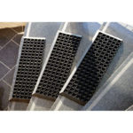 EU-Gumena Gazišta za stepenice   Anti slip zastita   klizavanja  Gumene podloge