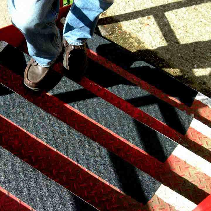 Protiv klizanja površina-Trake Grip -za klizave stepenice -Protiv klizne Trake -