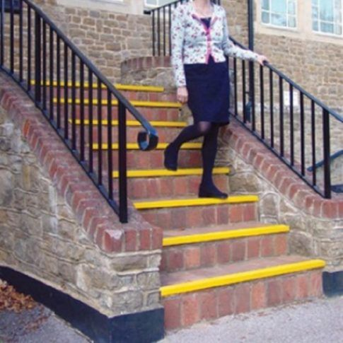 Gazišta Anti-slip Inox za stepenice_ Klizave | protiv klizne resenja | Safety |Rampe