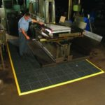 Industrijski Otirači-Steep | Radne podloege | Gumene | ERGONOMSKO |