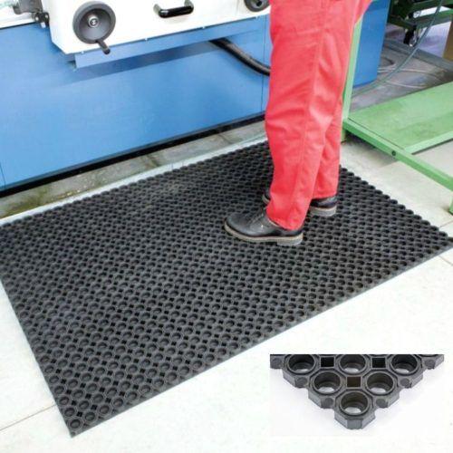 Industrijski otirači-Quarta | Otirači gumeni | protiv umora .|SAFETY | ergonomski