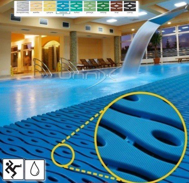 OTTI-Otirači za bazene: za mokre podove,:prostirke:Higijenska bezbednost