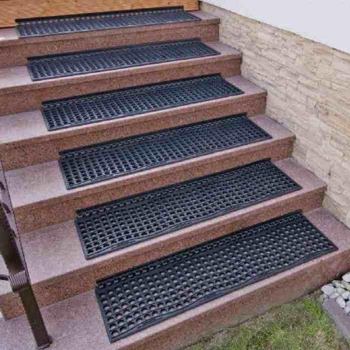 Safety-Gumena gazišta za Stepenice
