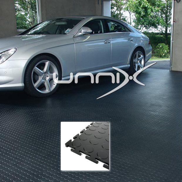 Gumeni podovi za garaže