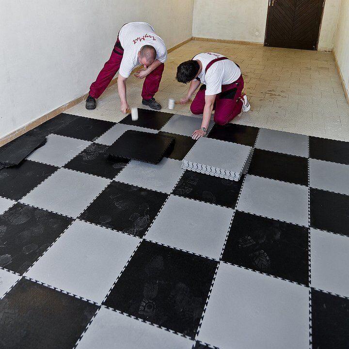 Prima-Gumeni podovi za garaže ,Beograd,otporne na ulje| pvc podloge