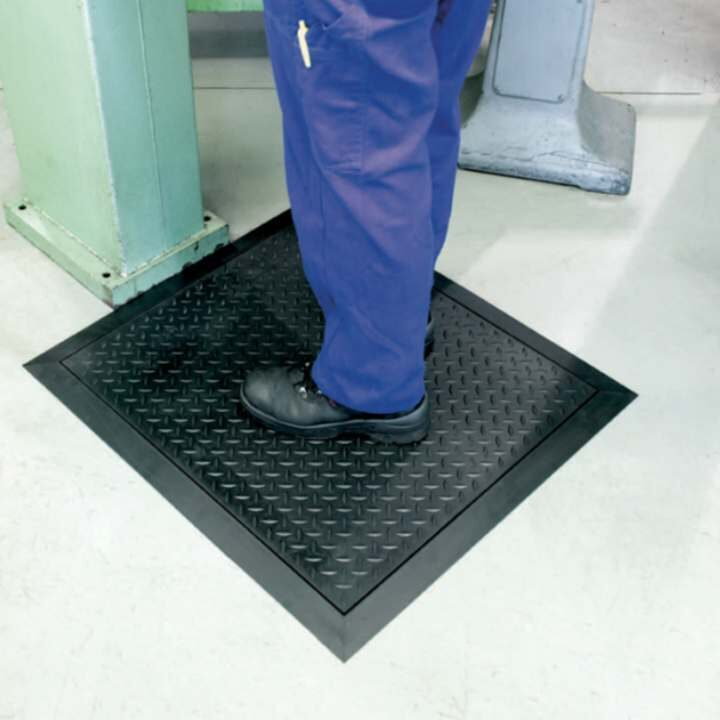 DIAMANT-Industrijski Otirači i Ergonomsko gumene podloge i ujno otporne i EXTRA
