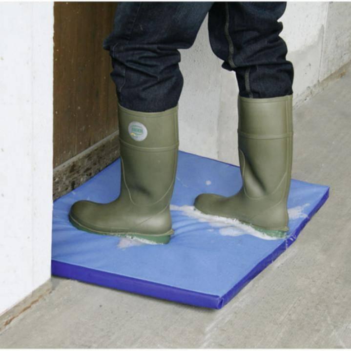 Pro-Dezinfekcioni otirači , se koriste za dezinfekciju obuce u zonama gde je potreban visok nivo higijene i bezbednosti odd unosa raznih bakterija