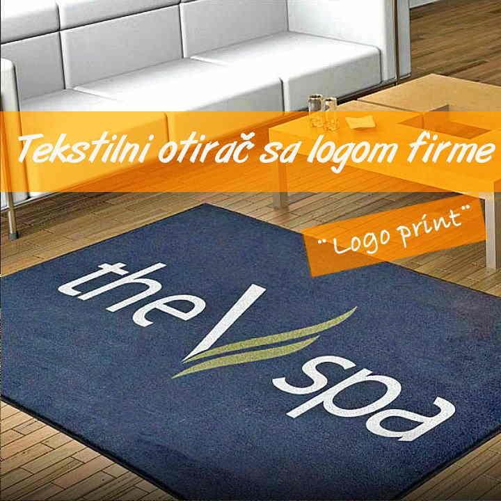 Tekstilni Otirači sa Logom Firme,Otiraci logo,Otiraci sa logom-Hoteli,