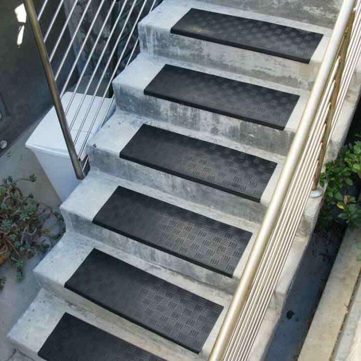 protivklizne trake resenja za stepenice | Gumene zaštita za Stepeinice | Gumeni otiraci |