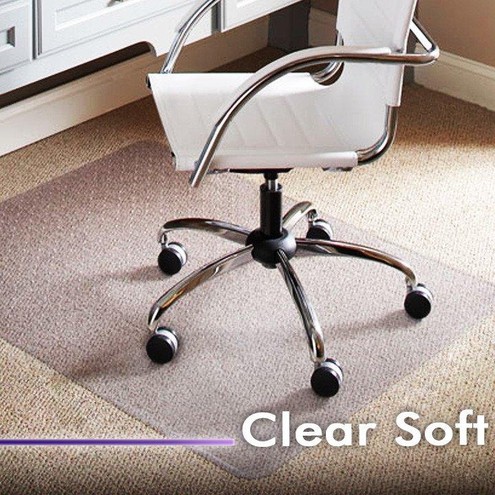 Clear Soft-Podloge zaštitne   ispod stolica   Radne kancelarije   Podloge antiklizne