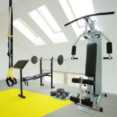 podloge za fitness centre