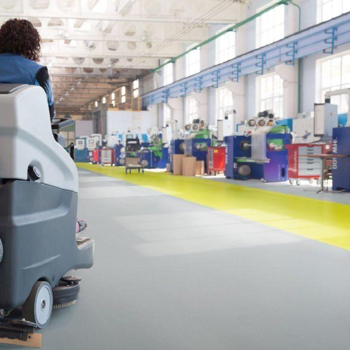 Forte-podovi Industrijski | Profesionalni podovi | PVC podloge