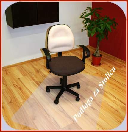 Pitamo se da li postoji način da se zaštiti pod od ogrebotina koje proizilaze pod točkovima kancelarijske stolice