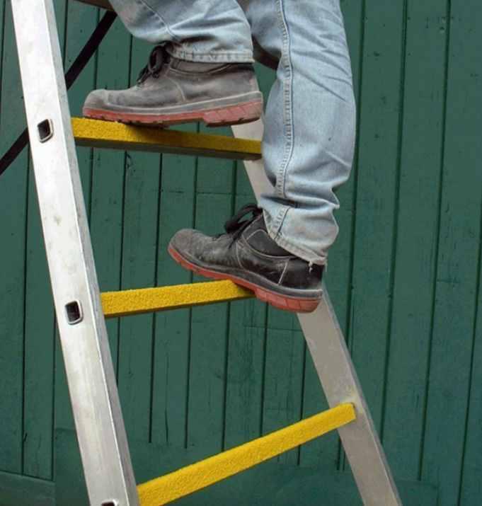 Anti-Slip platforma 2mm za stepenice klizave-za merdevine -EU standard