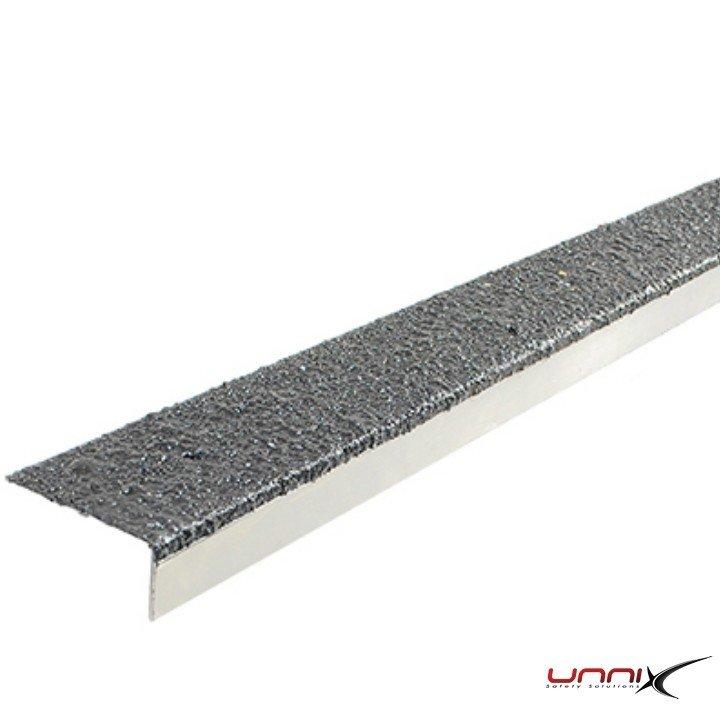 Antislip Standard -Inox za stepenice |Klizave | Antiklizne trake | Gumen podloge