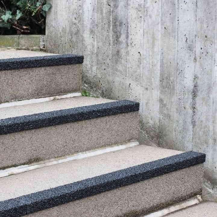 Gazišta Anti-slip Inox za stepenice_ Klizave   gumene protivklizne podloge 