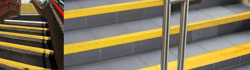 Anti slip Trake-024 za klizave stepenice | PODNE>Proklizavanje>Gazista