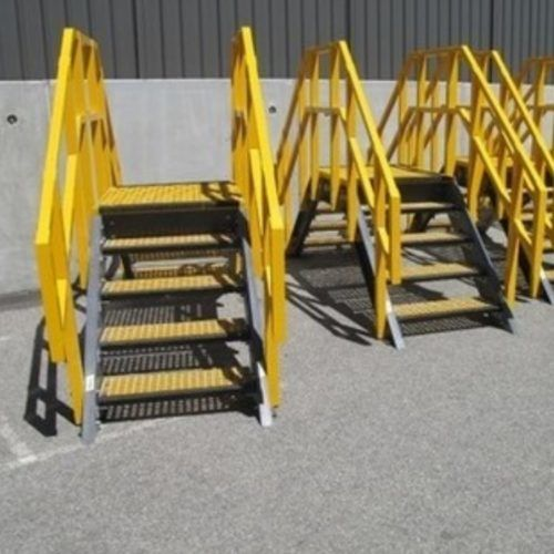 Gazista resetkastaa za Stepenice -GRIP