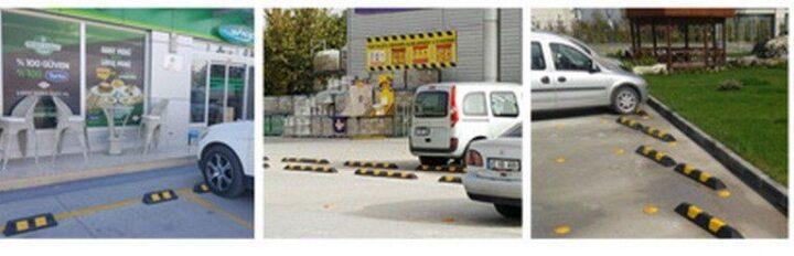 Parking Graničnik-odbojnik Barijera