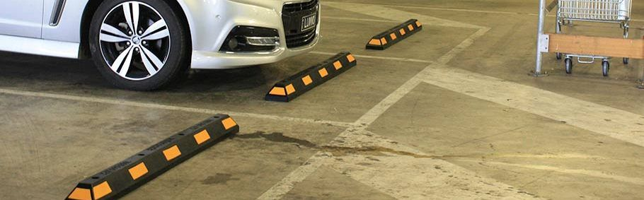 Parking Graničnik XL za garaze >stoper barijere  ivičnjaci za parkiranje