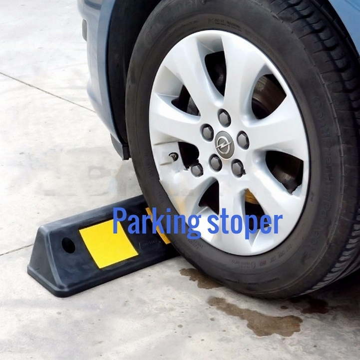 Granicnik parking Stoper 01 za parking mesta|garaze | gumene barijere |
