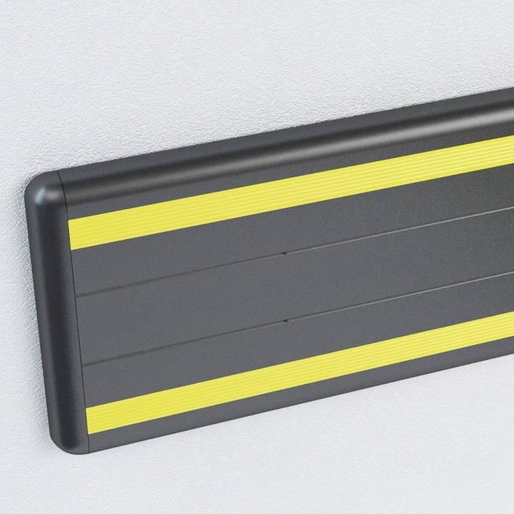 Profil za zidove GRR za zastitu ivice zidova  garaze-magacini  parking