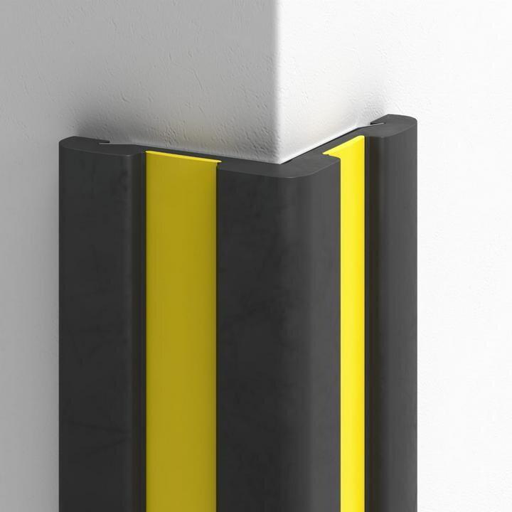 Zastitni ugaoni odbojnik- XXR 100 za ivice zidova|garaze |parking|hoteli